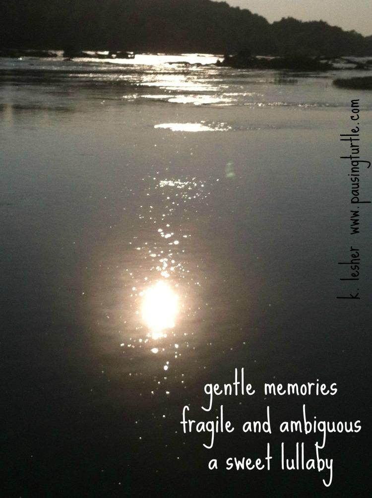 gentle memories haiku